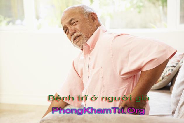 Bệnh trĩ ở người già